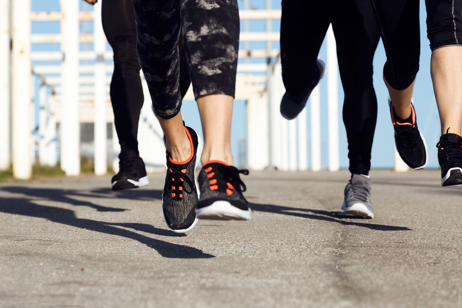 Daily running