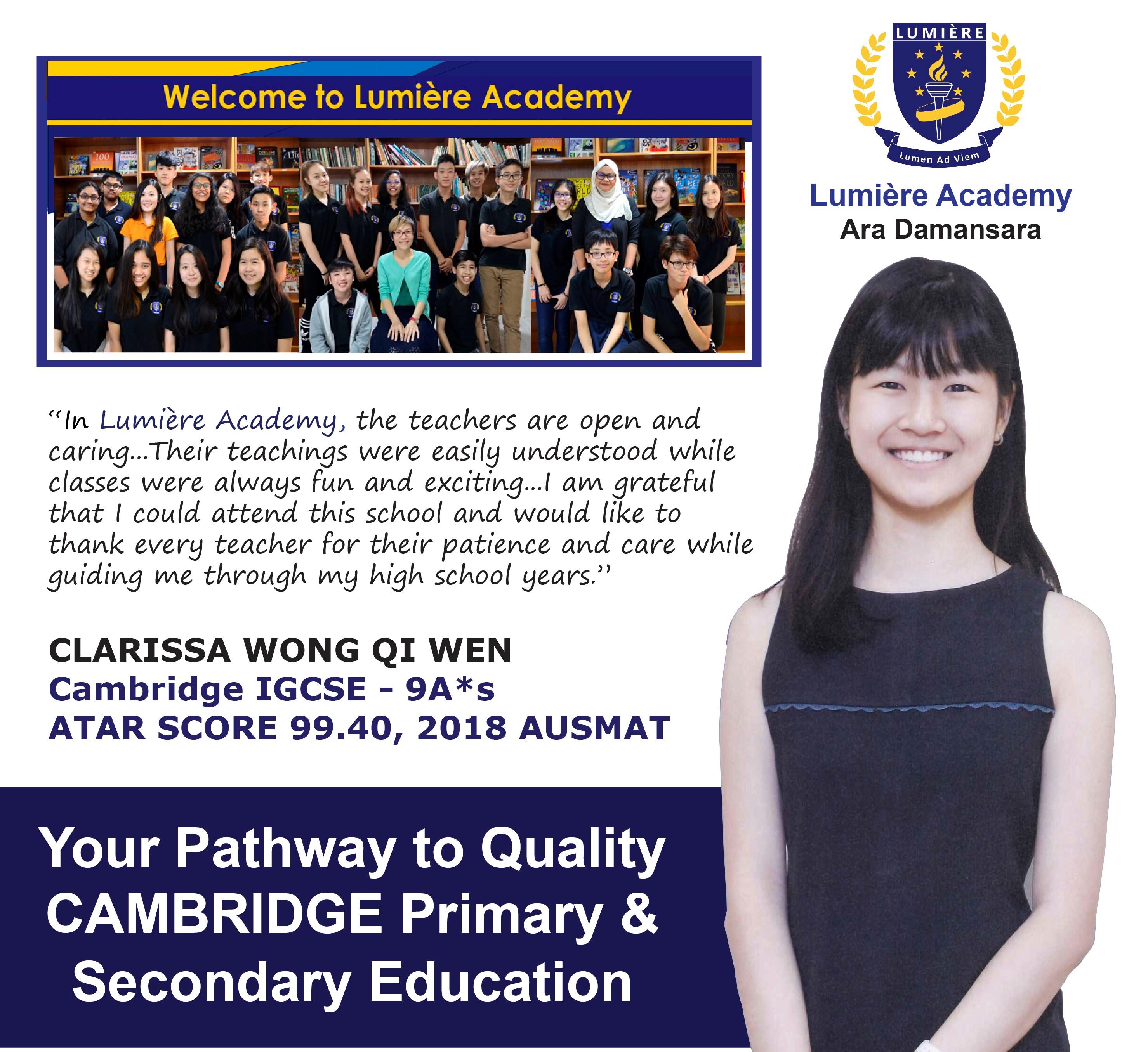 Lumière Academy Homeschooling Centre, Ara Damansara PJ, Selangor, Malaysia